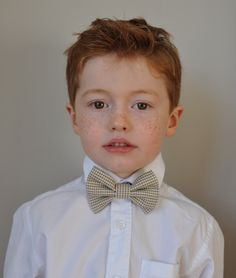 Check bow tie stylish kids wedding ideas pageboy cool   https://www.etsy.com/uk/listing/257583714/boys-bowtie-in-black-beige-and-white