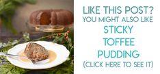 Sugar Plum Recipe for Christmas | Tikkido.com Sugar Plum Recipes, Sticky Toffee Pudding, Sugar Plum Fairy, Pudding Recipes, Christmas Treats, Dessert Table, Sweets, Baking, Ethnic Recipes