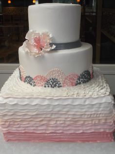 Wedding Cake Dessert Table With Tampa Alessi Beautiful Pinterest And