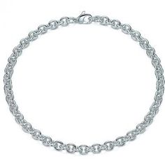 Personal beloved, Tiffany Chains Tiffany Round Link Chain 16 Long TN2017