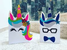 Más Chicos: 25 Ideas para armar un cumpleaños de unicornio Unicorn Themed Birthday Party, Rainbow Birthday Party, 10th Birthday Parties, 4th Birthday, Birthday Party Themes, Bible Crafts For Kids, Unicorn Crafts, Fiesta Party, Birthday Decorations