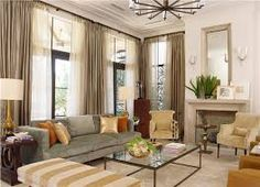 transitional eclectic living room - Google Search