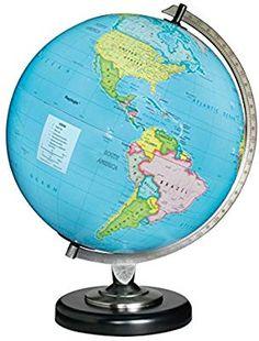 Amazon.com: Replogle Day/Night Illuminated Globe, 12 Inches: Toys & Games
