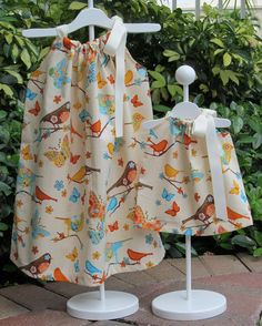 Clothing stands for 4T to 6T by TheWoodenWorkshop on Etsy, $10.00