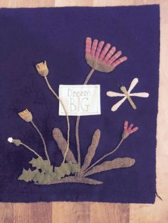 by Maggie Bonanomi's project from the Country Sampler Maggie Club, by Deb Blaufuss