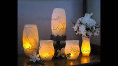 Outlander Druid Lanterns | Outlander Druid Dance Candles