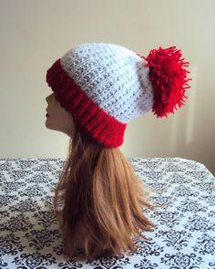 Pom Pom Hat Inspired by Where's Wally Hat Waldo by GrahamsBazaar, $32.99