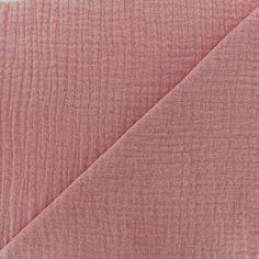 Tissu double gaze de coton MPM Oeko-tex - pétale x Wire Weaving, Fabrics