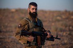 """""""ISIS Hunter"""" of the Syrian Arab Army Deir ez-Zor Syria November 2017 [1280x854]"""