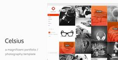 Download Free              Celsius - Creative Agency Portfolio Template            #               agency #arrowthemes #blog #celsius #creative #full screen #html #html5 template #photography #portfolio #responsive #retina ready #template #video background #website template