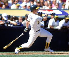 Carney Lansford - Oakland A's