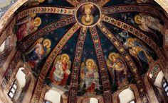 Kariye Museum (formerly Church of the Holy Savior in Chora); Turkey