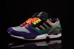 premium selection d2621 e1be9 Adidas Multi-Color ZX 8000   Complex Adidas Zx 8000, Adidas Zx Flux,