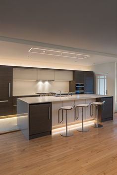 How to Light a Kitchen. These expert tips from a lighting designer will make any kitchen a dream kitchen.