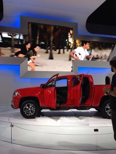 "2015 Chevrolet Colorado ""Diversity "" Photo what ever happened to being ""American"""