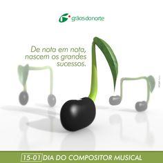 Grãos do Norte - Dia do Compositor Musical