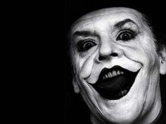 """""""Jack?, Jack is dead my friend, you can call me """"Joker"""", and as you can see I'm allot happier."""" lol - Jack Nicholson as the Joker in Batman. Greatness"""