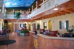 Reception Area at Rose-Rich Veterinary Clinic Richmond, TX