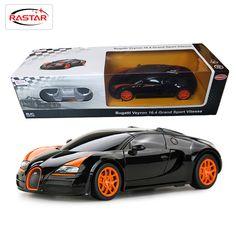 Lizenzierte 1:24 mini elektrische rc cars 4ch fernbedienung toys maschinen auf th radio gesteuert bugatti grand sport vitesse 47000