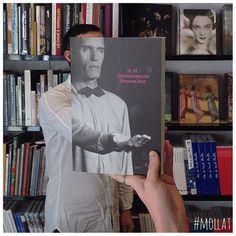 #bookface #sleeveface #librairie #mollat #librairiemollat #deslibrairesàvotreservice #collage https://instagram.com/librairie_mollat/