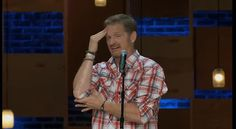 Watch Tim Hawkin's latest and most popular comedy videos and songs on Godtube's official comedian page! Guaranteed to make you laugh! Haha Funny, Hilarious, Lol, I Love To Laugh, Make Me Smile, Christian Comedians, Tim Hawkins, Church Humor, Catholic Memes