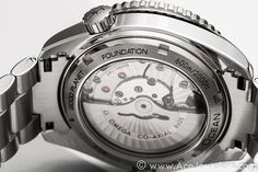 Omega Seamaster Planet Ocean GMT by acejewelers, via Flickr