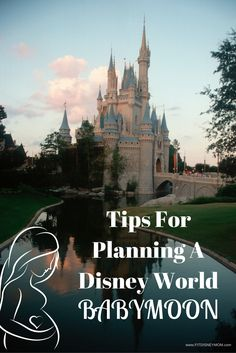 """How to Take a """"Babymoon"""" at Walt Disney World. Take a vacation before the new baby and reconnect at Disney World."""