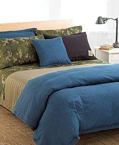 Discontinued Ralph Lauren Bedding | ... Bedding - Denim Bedding Brands - A variety of options in denim bedding