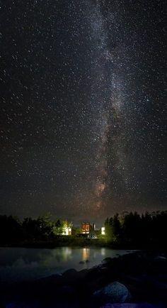 Emmet County, Michigan : Dark Sky park
