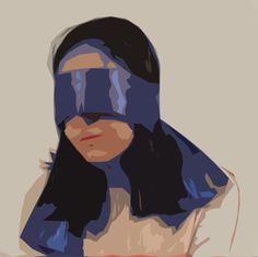 """""""APARENTEMENTE//  7 bilhões de seres racionais. Todos diferentes,  porém são iguais.  // Iguais por dentro,  onde é formada a personalidade, independentemente da cor de pele, da religião, da nacionalidade. // A visão, para as aparências, é um portal. Ao observar o próximo  sinta a emoção.  Feche este umbral. E enxergue com o coração."""" //  Fotografia inspirada em Ira Chernova//  Cecilia dos Santos Cordeiro Silva - 1001"""
