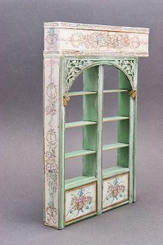 Sweet gifts boutique display cabinet