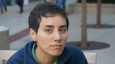 "Meet the First Woman to Win the ""Nobel Prize of Mathematics"" - Maryam Mirzakhani, an Iranian mathematician, just became the first woman ever to win the prestigious Fields Medal."