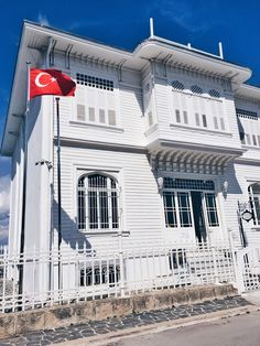 The Armistice of Mudanya was signed in this Ottoman era building.  #history
