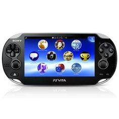 Sony PS Vita Gaming Console (Wi-Fi+3G)