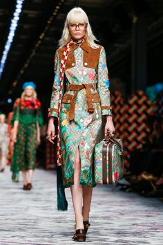 Gucci Ready To Wear Spring Summer 2016 Milan - NOWFASHION