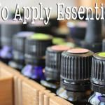 Essential Oils . . . How Do I Use Them? Natural allergy buster ( antihistamine )