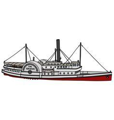 Czech Republic, Cartoon, Ship, Ships, Cartoons, Bohemia, Comics And Cartoons