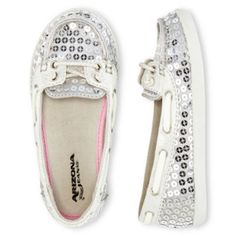 jcpenney | Arizona Lil Betsy Girls Boat Shoes - Toddler