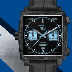 3f79cf6a3 Midnight Over Monaco  TAG Heuer Teams With Bamford for New Special Edition