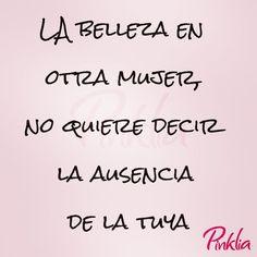 Siempre bella :kiss: #pinklia #fashionblogger #styleblogger #makeupblogger #instabeauty #beautyblogger #belleza #mujeres #mujeresreales #mujeresguerreras #selflove #amorproprio #pensamientos #frases #frasedeldia #comentario #quoteoftheday