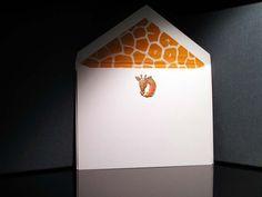 Connor Giraffe Write Again Cards