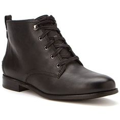 Womens Lambert Boot, Black ** Check out this great product. (This is an affiliate link) #AnkleBootie