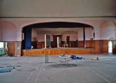 Doncaster High School For Girls - hall stage   Flickr - Photo Sharing!
