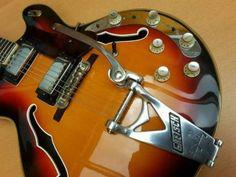 Vox Vintage Gitarre Cheetah V267 in Berlin - Spandau | Musikinstrumente und Zubehör gebraucht kaufen | eBay Kleinanzeigen
