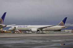 United 787 N36962.
