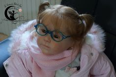 Heidi. Reborn baby Doll Toddler kit  de Ping Lau