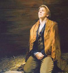Joseph Smith - Praying In Liberty Jail
