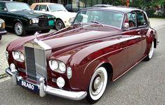 1963 Rolls Royce Silver Cloud 3 - 6.3