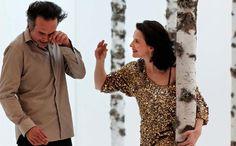 Arte e Cultura  Alber Elbaz criou o vestido que Juliette Binoche vai usar na sua próxima peça, Mademoiselle Julie. O clássico do século IXX, originalmente escrito por August Strindberg, em 1888, estará em palco no Barbican de 20 a 29 de setembro. Lê o artigo completo em http://nstyle.pt/lifestyle/arte-cultura/juliette-binoche-no-barbican-em-lanvin/