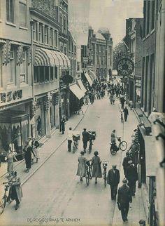 Arnhem Roggestraat 1933 (The Netherlands)
